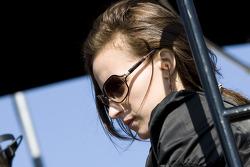Samantha Scarcinella, la compagne de Kyle Busch
