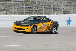La voiture de sécurité Chevrolet