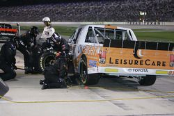 Pit stop for Tayler Malsam