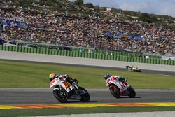 Alex De Angelis, San Carlo Honda Gresini, Mika Kallio, Pramac Racing