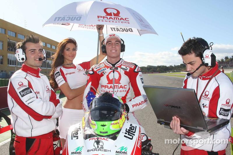 5º Aleix Espargaró: 20 años y 1 mes (debutó en 2009, con Scot Racing Team MotoGP)