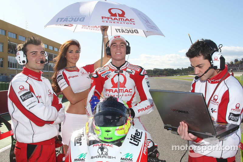 5º Aleix Espargaró: 20 anni e 1 mese (ha debuttato nel 2009 con Scot Racing Team MotoGP)