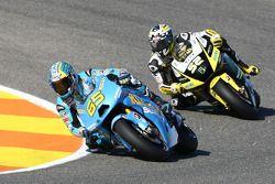 Лорис Капиросси, Rizla Suzuki MotoGP, Джеймс Тоузленд, Monster Yamaha Tech 3