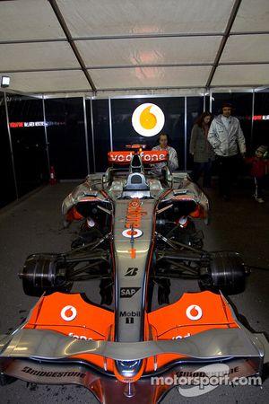 Mclaren Mercedes F1 Car