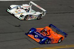 Champion Audi R8 and 2001 Riley & Scott