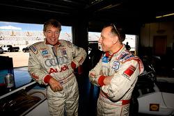 Bill Adam en Andy Wallace