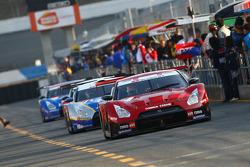 #3 Hasemi Tomica Ebbro GT-R: Ronnie Quintarelli, Hironobu Yasuda