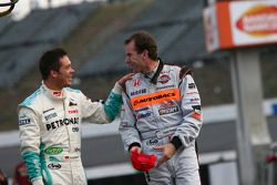 Ralph Firman and Andre Lotterer