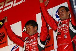 Satoshi Motoyama, Benoit Treluyer