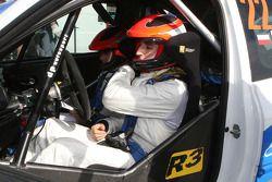 Robert Kubica et Michal Kusnierz, Renault New Clio R3C Dp Autosport