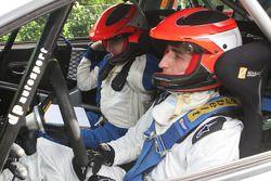 Robert Kubica and Michal Kusnierz, Renault New Clio R3C Dp Autosport