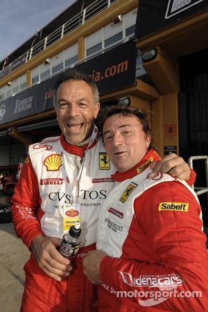 Historic Challenge: Gino Forgione, René Arnoux