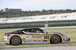 Ferrari Challenge: Massimo Mantovani