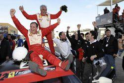 Ferrari Challenge: Erich Prinoth, Vincenzo Sauto