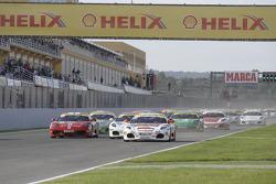 Ferrari Challenge: FCE and FCNA race 2