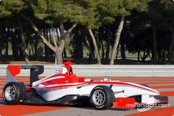 Демонстрация машины GP3
