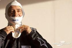 Antonio Lobato teste la nouvelle GP3