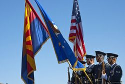 United States Air Force Color Guard