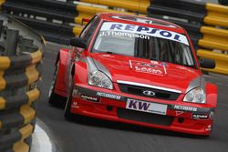 James Thompson, Lada Sport, Lada 110 2.0