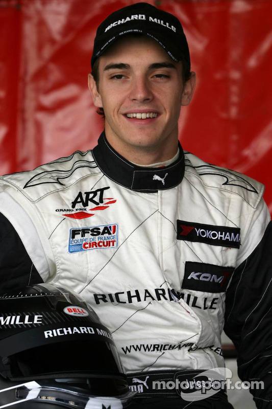 Jules Bianchi, Art Grand Prix