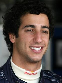 Daniel Ricciardo, Carlin