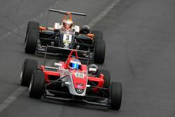 Daniel Mckenzie, Fortec Motorsport et Jules Bianchi, Art Grand Prix