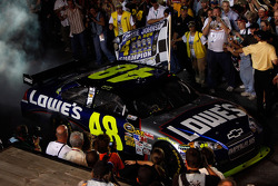NASCAR Cup-Champion 2009: Jimmie Johnson