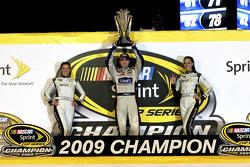 Jimmie Johnson, campeón de la NASCAR Sprint Cup Series 2009
