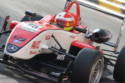Victor Garcia, Fortec Motorsport