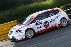 Andre Couto, Sunred Engineering, Seat Leon 2.0 TFSI