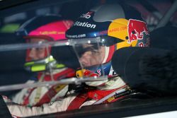 Sébastien Loeb and Séverine Loeb, Citroen C4 WRC