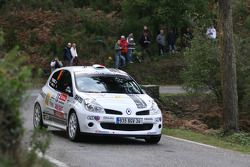 Robert Kubica and Michal Kusnierz, Renault Clio R3