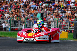 2. race: Felipe Massa