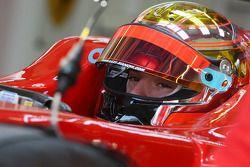 Жюль Бьянки, тесты в Scuderia Ferrari