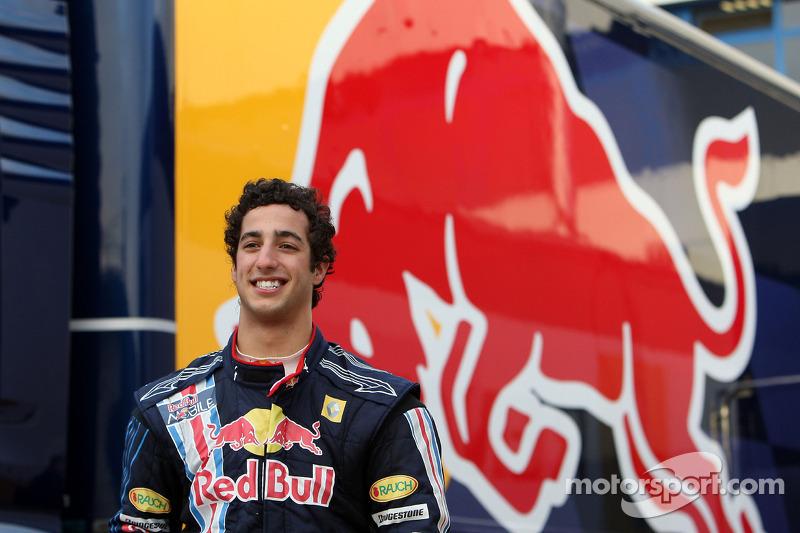 Desember 2009: Daniel Ricciardo