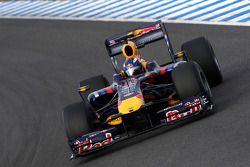 Даниэль Риккардо, тесты с Red Bull Racing