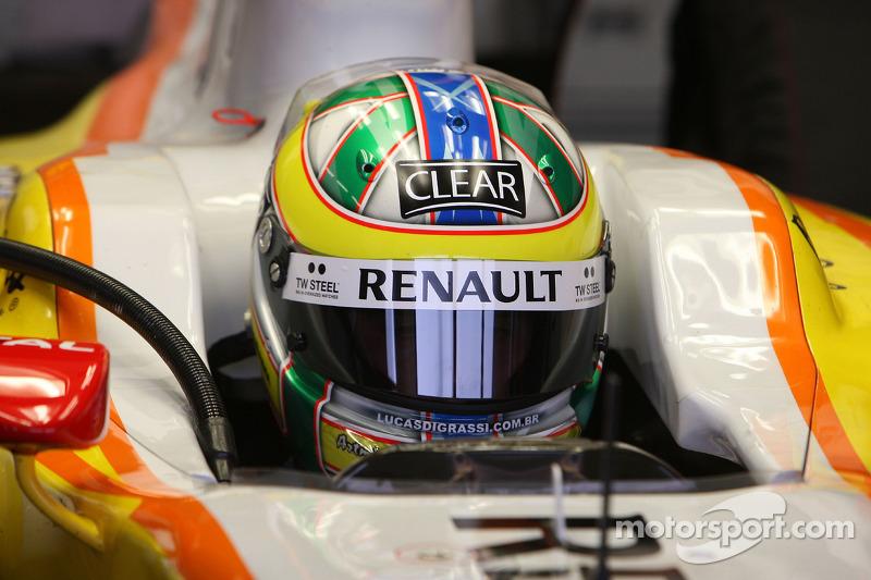 2008 - Testes pela Renault e pela Honda