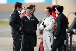 Andrew Shovlin, BrawnGP, Senior Race Engineer to Jenson Button Mike Conway, Tests for BrawnGP, Marcu