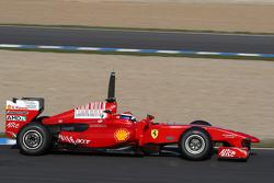 Marco Zipoli, Scuderia Ferrari