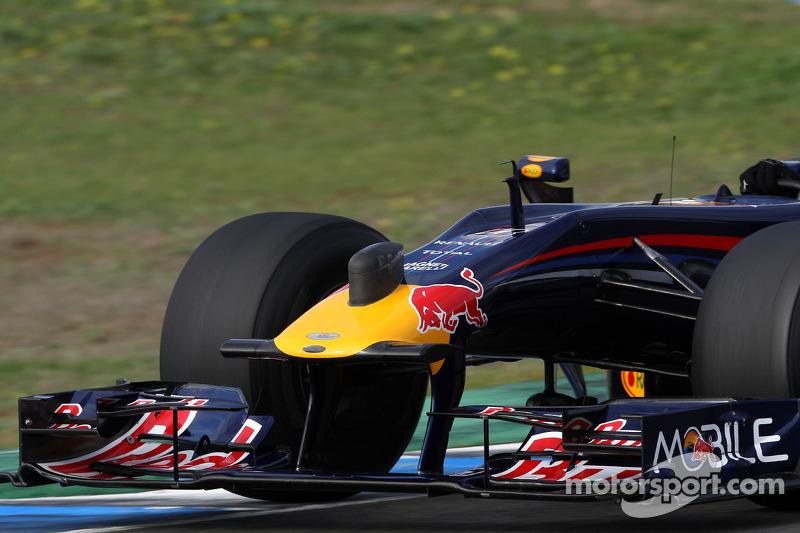 Устройство на болиде Red Bull Даниэля Риккардо