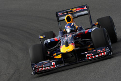 Daniel Ricciardo, Tests sur une Red Bull Racing