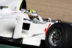 Marcus Ericsson prueba con BrawnGP