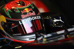 Brendon Hartley, Tests for Scuderia Toro Rosso