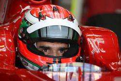 Pablo Sanchez Lopez, Tests for Scuderia Ferrari