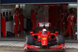 Daniel Zampieri, Scuderia Ferrari