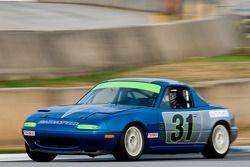 1990 Mazda Miata E2: Dick Makow