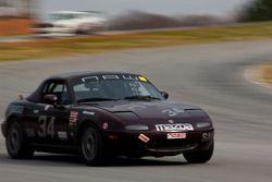 1995 Mazda Miata E2: Michael Lesmerises
