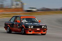 1989 BMW 325: David Walsh