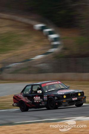 1987 BMW 325is: Brian Jones
