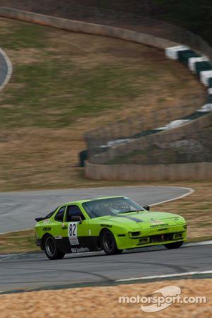 1986 Porsche 944: Neal Agran